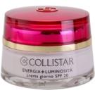 Collistar Special First Wrinkles denní protivráskový krém SPF 20 (Energy + Brightness Day Cream) 50 ml