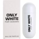 Concept V Only White eau de parfum para mujer 80 ml