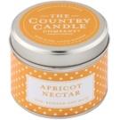 Country Candle Apricot Nectar lumanari parfumate    în placă