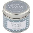 Country Candle Cotton Fields vonná svíčka   v plechu