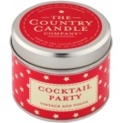 Country Candle Cocktail Party Duftkerze    in Blechverpackung