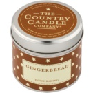 Country Candle Gingerbread Duftkerze    in Blechverpackung