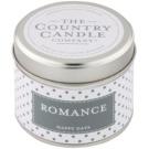 Country Candle Romance ароматна свещ    в кутия