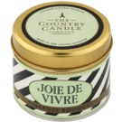 Country Candle Tuberose Bouquet Duftkerze    in Blechverpackung