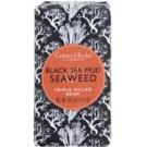 Crabtree & Evelyn Black Sea Mud & Seaweed luxuriöse Seife mit Meeresalgen und Heilschlamm  158 g