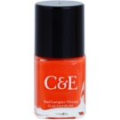 Crabtree & Evelyn Nail Care Nagellack Farbton Clementine 15 ml