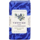Crabtree & Evelyn Vetiver & Juniperberry jabón de lujo con vetiver y enebro 158 g