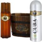 Cuba Gold Geschenkset III. After Shave Water 100 ml + Deo-Spray 200 ml