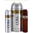 Cuba Gold set cadou VII. Apa de Toaleta 100 ml + Deo-Spray 200 ml
