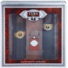 Cuba Gold подаръчен комплект IX. тоалетна вода 100 ml + одеколон 100 ml + висулка