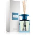 Culti Heritage Blue Arabesque Aroma Diffuser With Refill 500 ml Smaller Pack (Assolato)