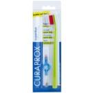 Curaprox 5460 Ultra Soft Superduo szczoteczka do zębów+ zapasowe szczotki szczoteczki międzyzębowe z uchwytem