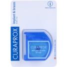 Curaprox DF 845 nić dentystyczna do aparatu ortodontycznego oraz implantów (Implant & Brace Floss) 50 szt.