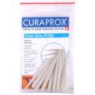 Curaprox TP 945 palillos de dientes acción antisarro (Tartar Removing Dental Sticks) 10 ud