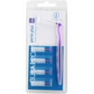 Curaprox Perio Plus Spare Interdental Brushes 5 pcs + Holder CPS 408 Violet 2,2 - 8,0 mm