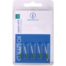 Curaprox Regular Refil CPS Spare Interdental Brushes in Blister 5 pcs CPS 11 Green 1,1 - 2,5 mm (Interdental Brushes)