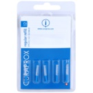 Curaprox Regular Refill CPS perii interdentare de schimb 5 bucati CPS 12 Blue 1,3 - 3,2 mm (Interdental Brushes)