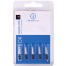 Curaprox Regular Refil CPS Spare Conical Interdental Brushes in Blister 5 pcs CPS 15 Black 1,8 - 5,0 mm