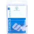 Curaprox Soft Implantat CPS резервни четки за междузъбни пространства за почистване на имплантати 3 бр. CPS 516 Violet 2,0 - 16 mm (Soft Implant Refill)