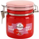 Dairy Fun Strawberry piling za telo  300 g