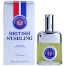 Dana British Sterling Eau de Cologne für Herren 75 ml