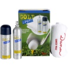 Dana Golf Sport set cadou Apa de Toaleta 200 ml + Deo-Spray 200 ml + prosop 48,5 x 77 cm