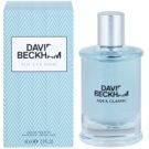 David Beckham Aqua Classic eau de toilette férfiaknak 60 ml