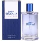 David Beckham Classic Blue Eau de Toilette para homens 90 ml