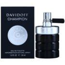 Davidoff Champion Eau de Toilette para homens 30 ml
