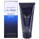 Davidoff Cool Water Night Dive After Shave balsam pentru barbati 100 ml