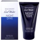 Davidoff Cool Water Night Dive Duschgel für Herren 150 ml