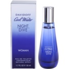 Davidoff Cool Water Night Dive Eau de Toilette für Damen 50 ml