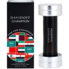 Davidoff Champion Time for Champions Limited Edition Eau de Toilette für Herren 90 ml