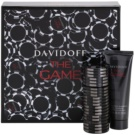 Davidoff The Game Geschenkset II. Eau de Toilette 60 ml + Duschgel 75 ml