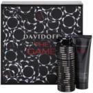 Davidoff The Game coffret II. Eau de Toilette 60 ml + gel de duche 75 ml