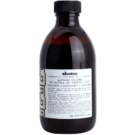 Davines Alchemic Chocolate šampon za intenzivnost barve las (For Natural and Coloured Hair - Suggested for Dark Brown to Black Hair) 280 ml