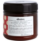 Davines Alchemic Red acondicionador hidratante  para resaltar el color del cabello (For Natural and Coloured Hair - Suggested for Red or Mahogany Hair) 250 ml