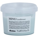 Davines Minu Caper Blossom защитен балсам за боядисана коса  75 мл.