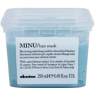 Davines Minu Caper Blossom obnovitvena maska za barvane lase (Illuminating Replenishing Mask for Coloured Hair) 250 ml