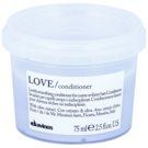 Davines Love Olive balzam za glajenje las za neobvladljive lase  75 ml