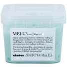 Davines Melu Lentil Seed Gentle Conditioner For Damaged And Fragile Hair (Mellow Anti-Breakage Lustrous Conditioner for Long or Damaged Hair) 250 ml