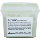 Davines Momo Yellow Melon acondicionador hidratante  para cabello seco (Moisturizing Conditioner for Dry or Dehydrated Hair) 250 ml