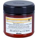 Davines Naturaltech Nourishing condicionador para o cabelo seco e frágil 250 ml