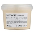 Davines NouNou Tomato Conditioner For Chemically Treated Hair (Nourishing Conditioner for Highly Processed or Brittle Hair.) 75 ml