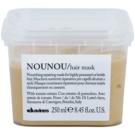 Davines NouNou Tomato tápláló maszk sérült, vegyileg kezelt hajra  250 ml