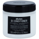 Davines OI Roucou Oil Condicionador para todos os tipos de cabelo (Absolute Beautifying Conditioner) 250 ml