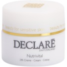 Declaré Vital Balance подхранващ крем за нормална кожа (24h Creme With Omega-CH-Activator, Vitamin B5 and Bisabolol) 50 мл.
