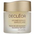 Decléor Aromessence Marjolaine nährender Balsam für die Nacht (Nourishing Night Balm with Essential Oils) 15 ml