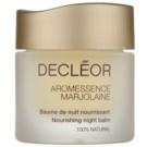 Decléor Aromessence Marjolaine balsam de noapte hranitor (Nourishing Night Balm with Essential Oils) 15 ml