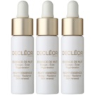 Decléor Night Essence intensive Nachtpflege zur Festigung der Haut (Night Essence) 3 x 7 ml